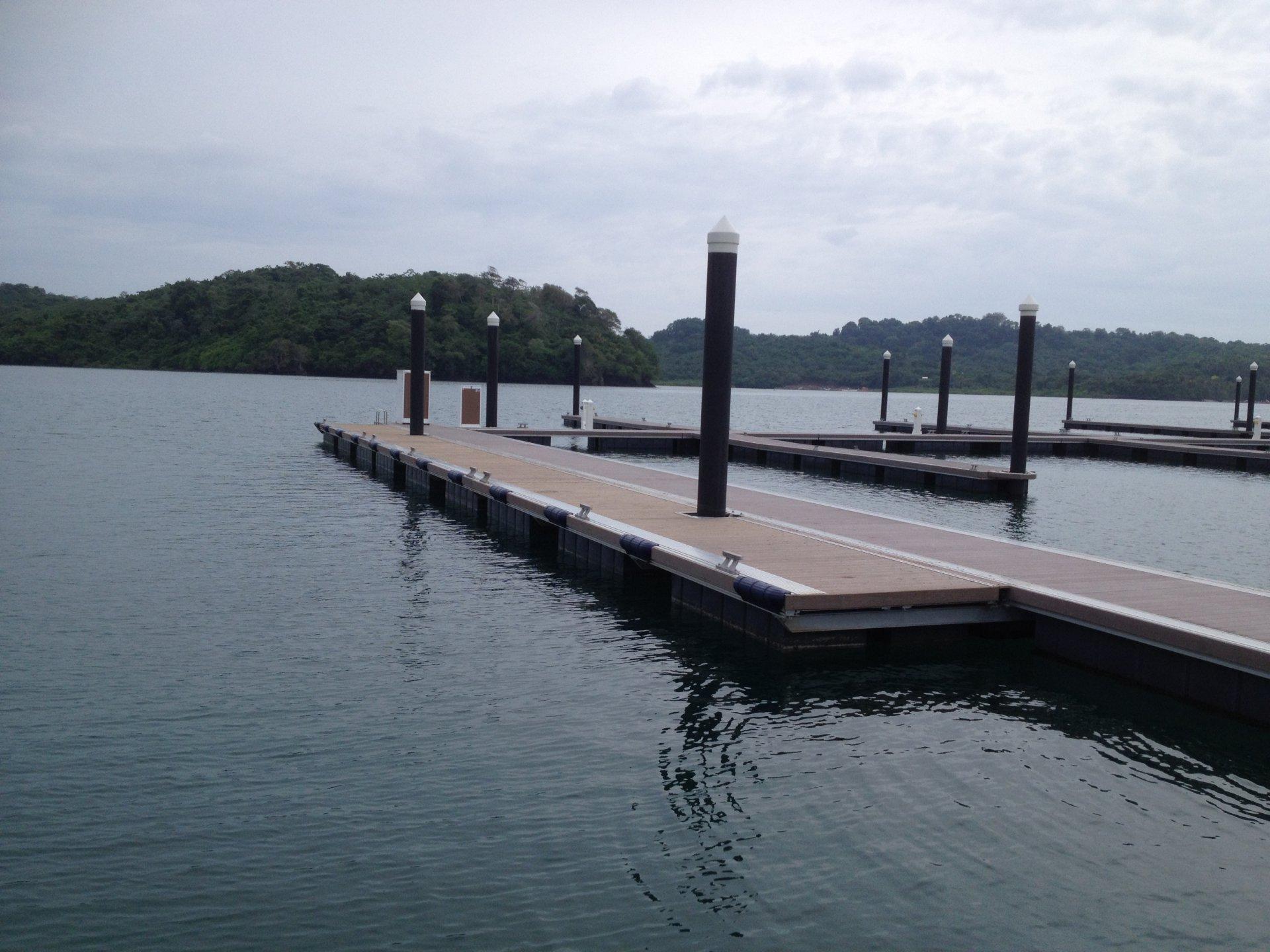 Marina Pearl Island